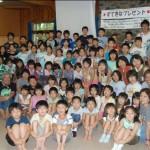 秋田子どもキャンプの様子